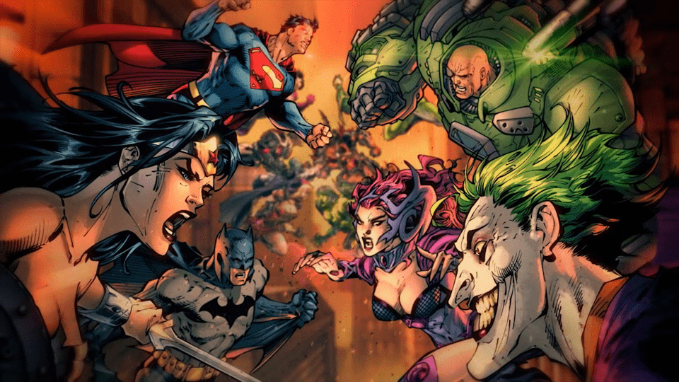 DC Universe Featured Image