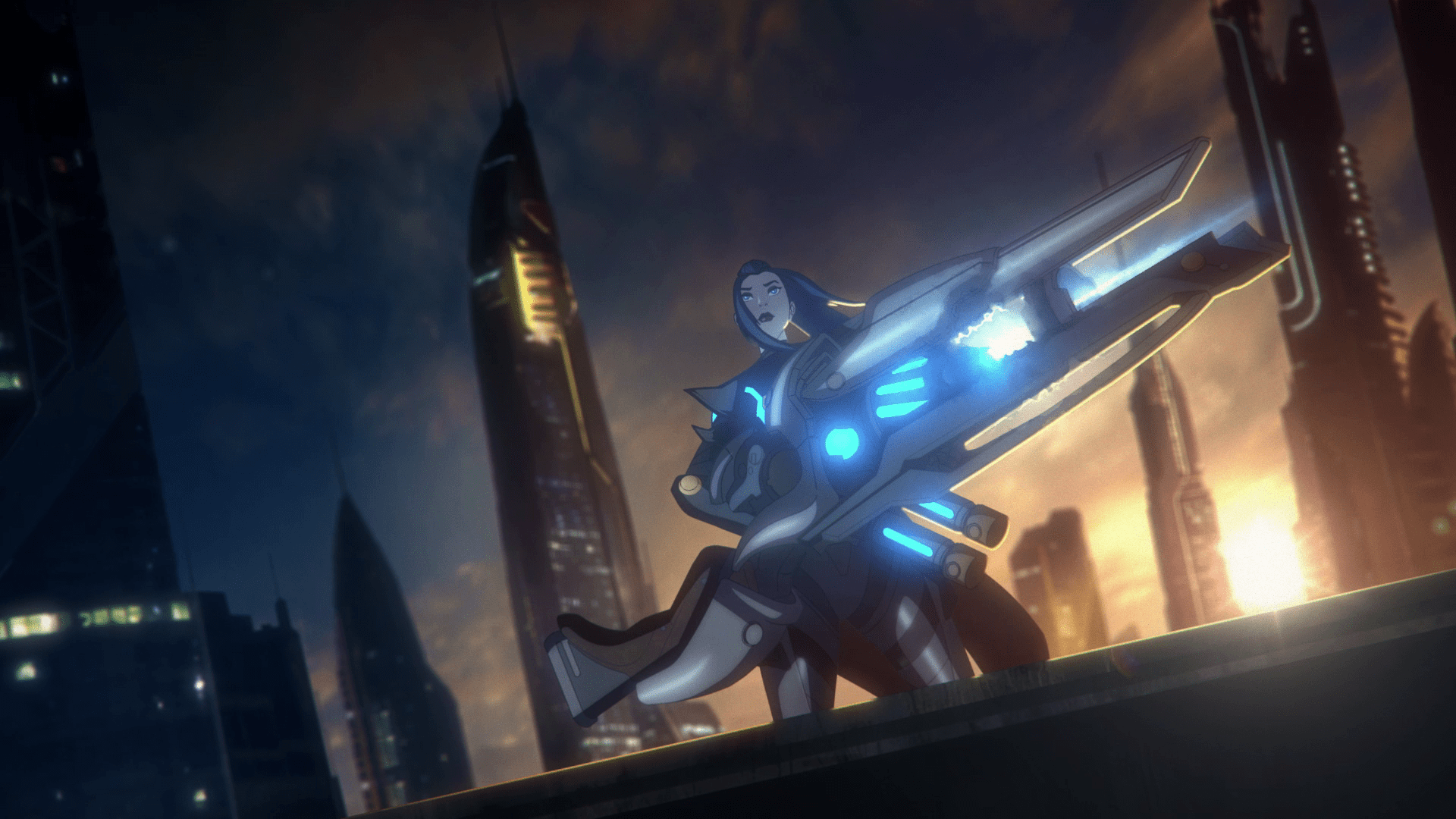 League of Legends: Caitlyn Featured Image
